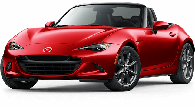 SPORT: 2016 MAZDA MX5 OR SIMILAR
